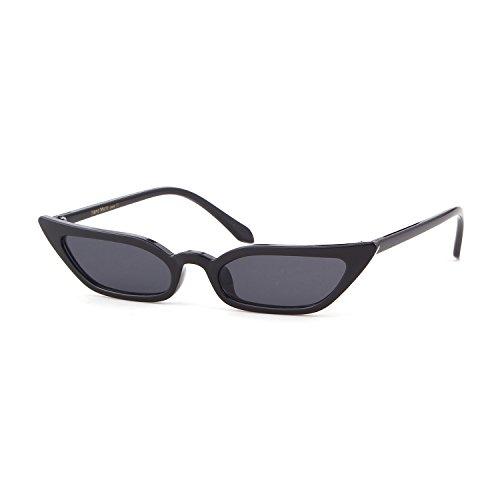 Vintage Sunglasses Women Cat Eye Frame Color lens Valentine's Day gift