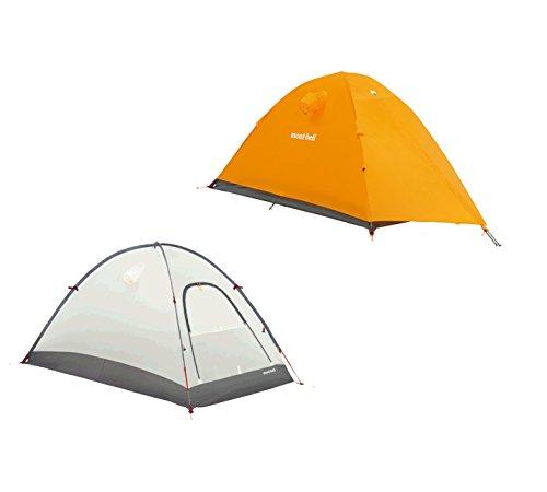 モンベル ステラリッジ テント 2型