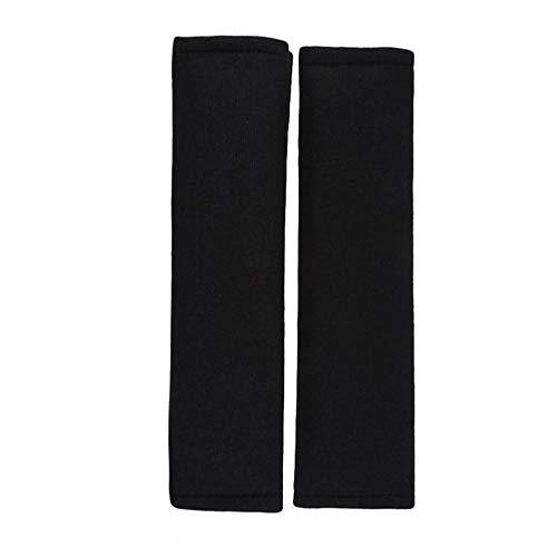 CYBHR Material de Fibra Cubierta del cinturón de Seguridad del automóvil Interior del automóvil Cubierta del cinturón de Seguridad Protector del automóvil Arnés del arnés del condón