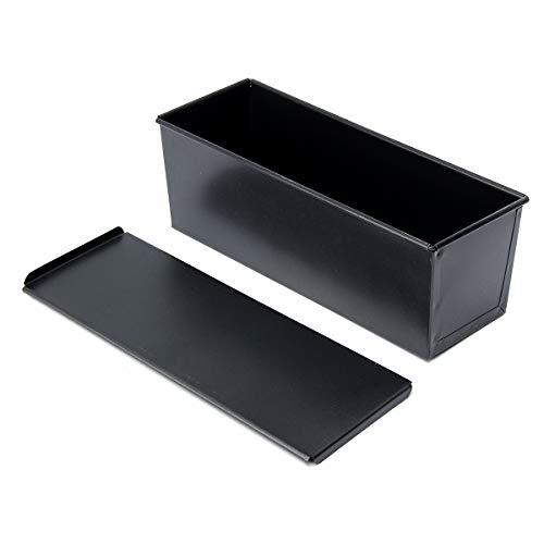 TuToy Rectángulo Torta Molde Pan Antiadherente Caja De Molde De Hojaldre Cocina Utensilios De Hornear Pan Herramientas