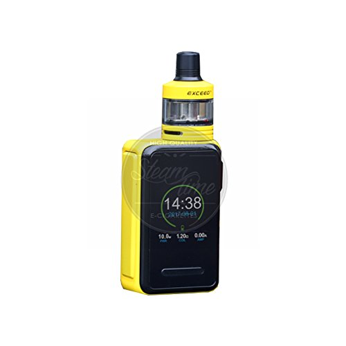 Joyetech Cuboid Lite Kit inkl. Exceed Tank Farbe Gelb