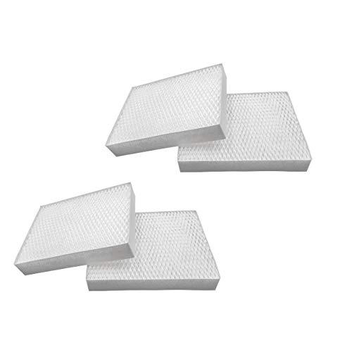vhbw 4x Filter kompatibel mit Stadler Form Oskar, Oskar Little, Oskar Big Design Luftbefeuchter, Ersatz für Stadler Form 14643/10-4er Pack Filterset