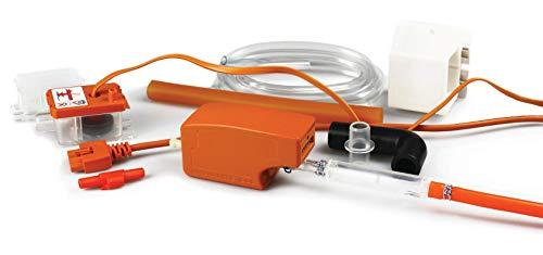 Aspen Pumps FP3313 | MS-950 silent+ Mini Orange Kondensatpumpe für Klimaanlagen