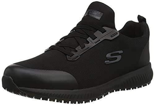 Skechers Squad Sr Myton, Zapatillas Hombre, Color Negro, 43 EU