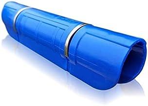 12 x Tuyau Clips Blanc Selle Waste Pipe Brackets 40 mm en plastique de 1 1//2 PoucesOne S