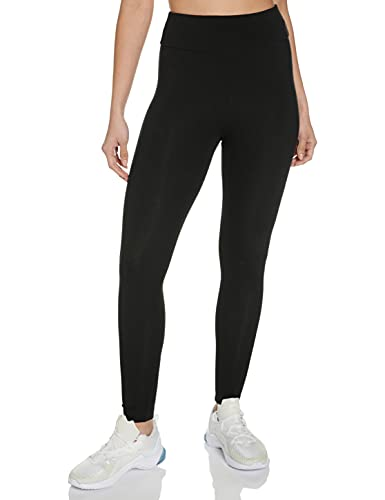 PUMA Rebel High Waist 7/8 Leggings Mallas Deporte, Mujer, Black, XS