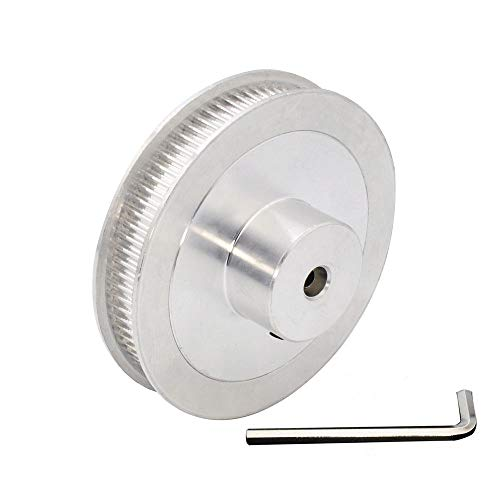 Aexit 5mm Groove Material Handling Width Twin Wheels Sliding Rollers Showcase Glass Snatch Blocks Pulleys 10pcs