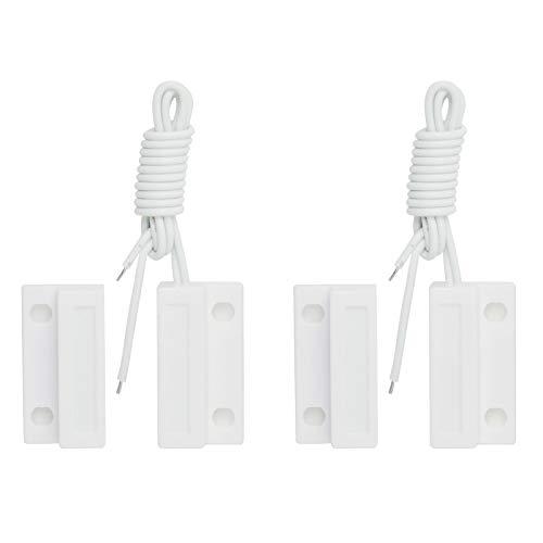 Gikfun MC-38 Wired Door Sensor Magnetic Switch for Arduino EK1656