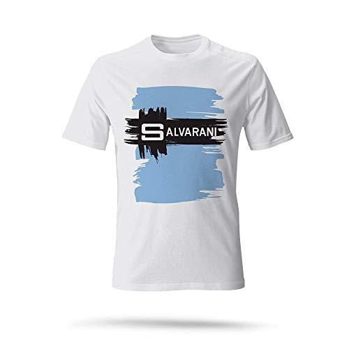 ddd Felice Gimondi SALVARANI Cycling Jersey - Cotton Version T Shirt White M