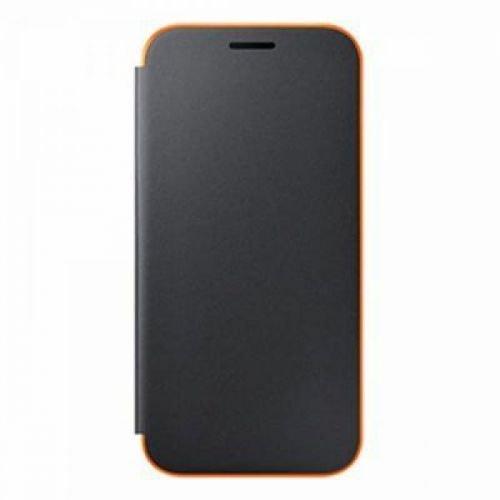 Samsung Neon Flip Cover für Galaxy A5 (2017) schwarz