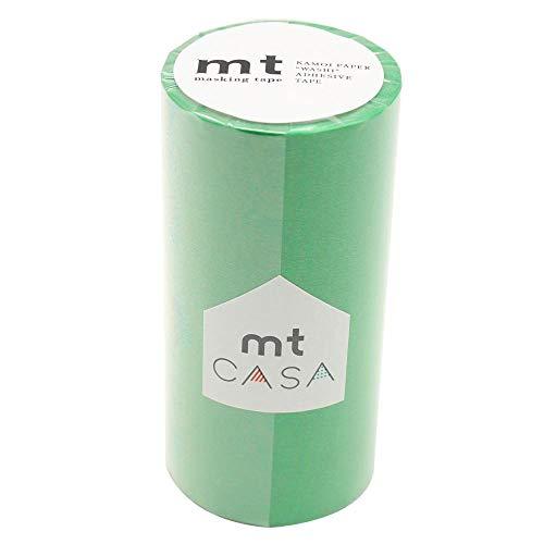 mt CASA マスキングテープ 100mm グリーン MTCA1090