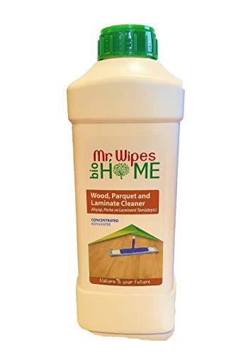 Limpiador concentrado para suelos laminados y parquetes de madera dura, 1 l