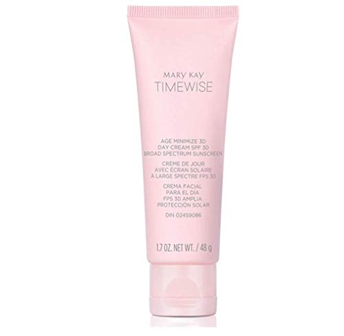 Mary Kay TimeWise 3D Age Minimize Day Cream SPF 30 Broad Spectrum Sunscreen (Normal/Dry)
