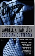 by Laurell K. Hamilton Obsidian Butterfly later printing edition
