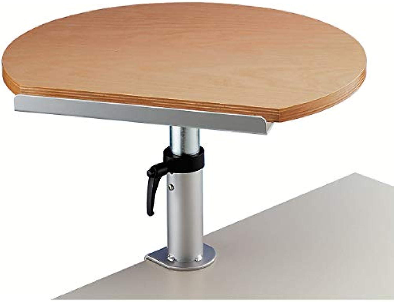 Maul Ergonomisches Tischpult, Klemmfu, Platte aus Buche, 9301070
