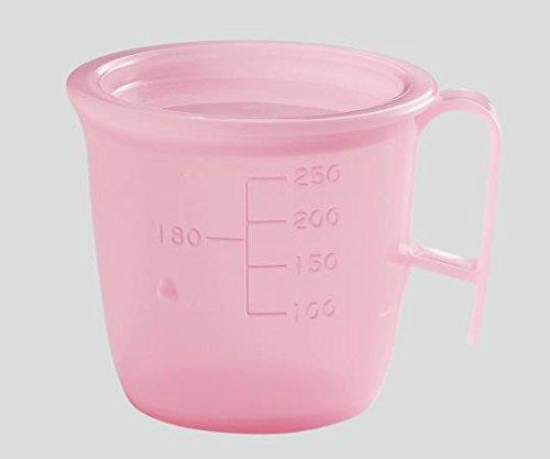 流動食コップ 8300 本体大 ピンク