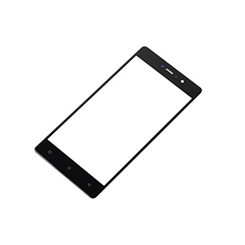Replacement for BLU Vivo 5R V0090UU 5.5  New Outer Touch Screen (No Cable) Glass Lens Panel Replacement Black