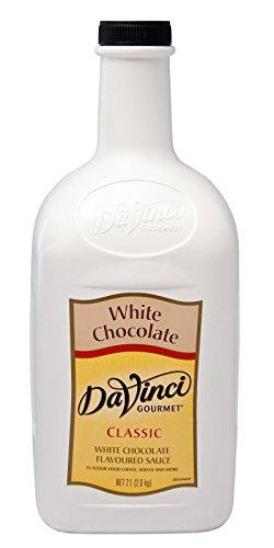 Da Vinci グルメソース ホワイトチョコレート 2600g