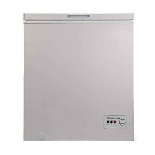 Russell Hobbs RHCF150 Freestanding Chest Freezer 142L, White