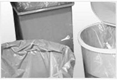 High Density 20-30 Max 41% OFF gal. Trash Can Liner sold out x 30
