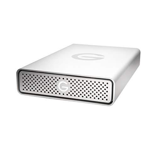G-Technology ウエスタンデジタル 外付けHDD 4TB G-DRIVE USB-C Mac向け タイムマシン対応 外付けハードディスク 0G05669
