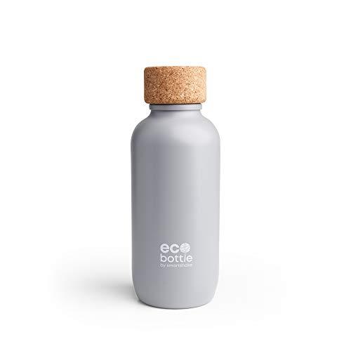Smartshake Smartshake EcoBottle 650 Water Bottle, Gray