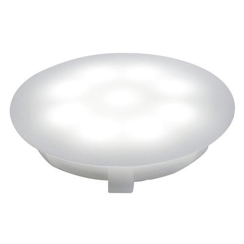 Preisvergleich Produktbild Paulmann 98756 Einbauleuchte Special Line UpDownlight IP67 tauchwassergeschützt Einbaustrahler LED Satin Lampe 1x1W DC 12V inkl. Leuchtmittel Bodeneinbauleuchte,  Kunststoff,  Integriert,  1 W,  Weiß