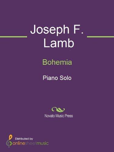 Bohemia - Piano (English Edition)
