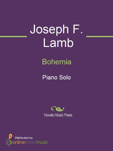 Bohemia - Piano (English Edition)