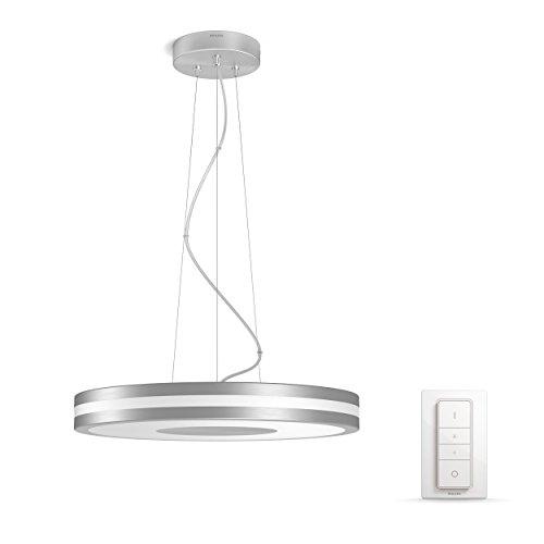 Philips Lighting Hue Being Lampada a Sospensione, LED Integrato, Illuminazione Intelligente, Alluminio