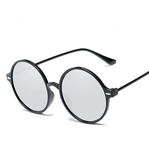 Taiyangcheng ronde montuur-zonnebril-vrouwen reflecterende zonnebrillen-vrouwelijk mannelijk rijden in de buitenlucht