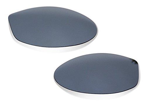 sunglasses restorer Lentes Para Arnette Swinger 250 (Cristales Polarizados de Color Black Iridium)