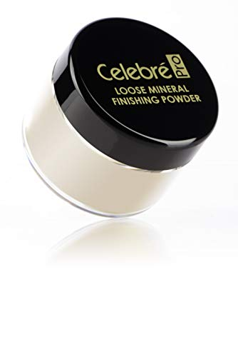 Mehron Celebre Pro Mineral Powder - Light/Medium (0.41 oz) by Mehron