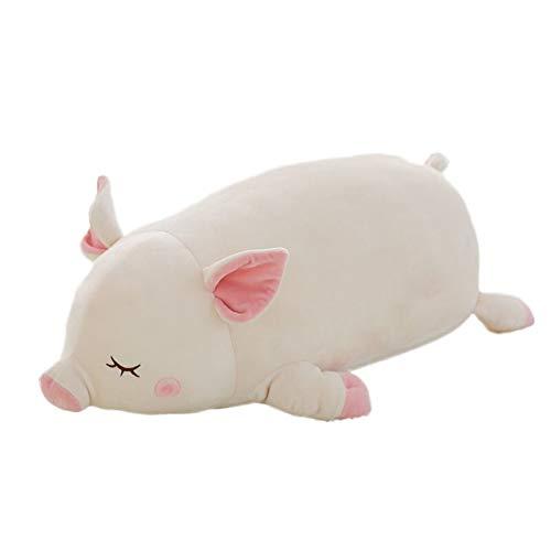 YINGGG Schwein Stofftier Plüschtier Schweinchen Kuscheltier Geschenk Für Kinder/ Erwachsene (60cm)