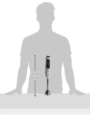 Braun Hogar Minipimer 3 Vario MQ3100 Smoothie +