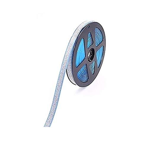 buycheapDG(JP) セラミックタイル テープ すきま風防止 自己接着防水テープ セラミックタイル防かびギャップテープ 美容シームテープ ホームデコレーション 防水テープ 隙間テープ 補修テープ 6.2mm*6m(銀1)