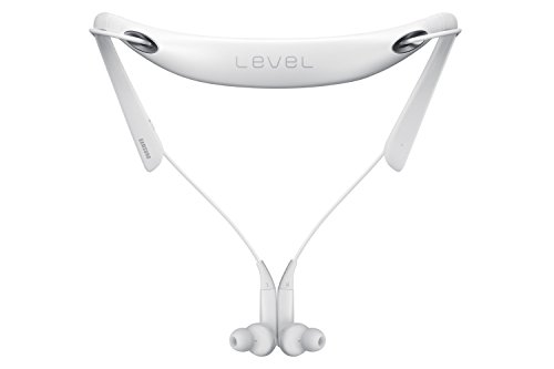 Samsung Level U Pro Wireless In-ear Headphones with Noise Cancelling, Microphone, and UHQ Audio, White