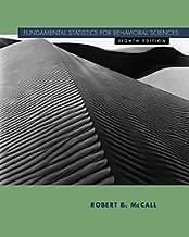 Fundamental Statistics for Behavioral Sciences: 8th (Eigth) Edition