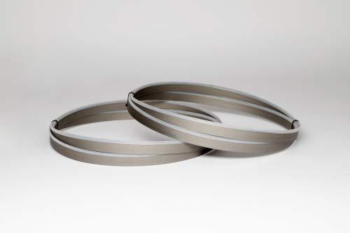 Hochleistungs Bandsägeblatt HM 3720 x 27 x 0,9mm, 3 ZpZ Hartmetallbestückt,z.B. für Zagro Z500S, AVOLA BSM500 Ytong Gasbeton Steinsägeband