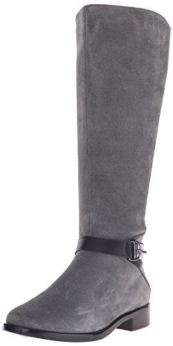 Aerosoles Damen Ring Dish Harness Boot, Grau (Dunkelgraue Combo), 37 EU