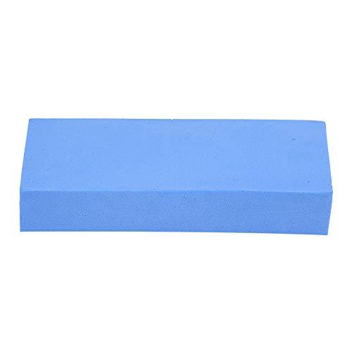 Car Washing Sponge, 3Pcs Car Multifunctional PVA Super Absorbent Cleaning Sponge Block Washing Tools (Blue)