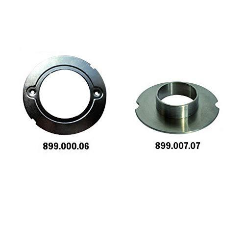 Alicates de punta redonda y plana cuentas de mand/íbulas de nylon alambre herramienta de formaci/ón de trabajo con extra Jaws