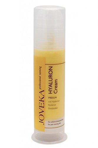 Joveka Hyaluron Cream mit Hyaluron, Bräunungsintensivierer, 100 ml, 1-er Pack