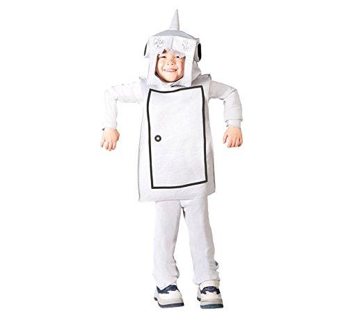 Costume robot da bambino - 10-12 anni