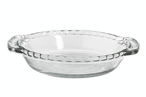 Anchor Hocking Oven Basics 6-Inch Mini Pie Plate, Set of 6