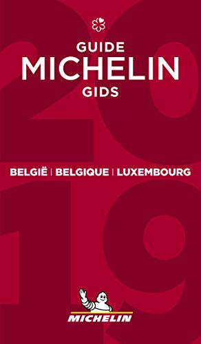 Guide Michelin Belgique Luxembourg 2019