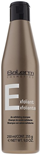 Salerm Cosmetics Exfoliant Exfoliating Shampoo Champú - 250 ml