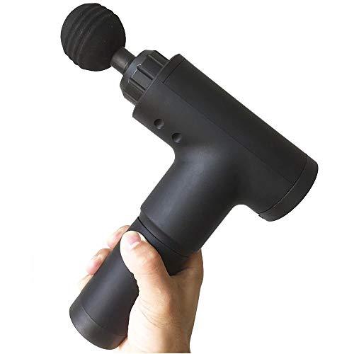 Massageador Pistola Corporal 5 Velocidades Recarregavel Portatil Relaxante Esporte
