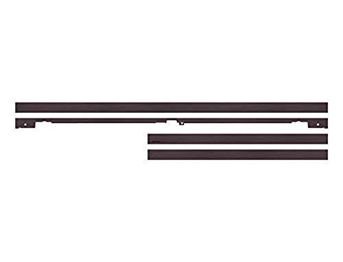 Samsung VG-SCFN49DP/XC The Frame Bilderrahmen, 123 cm (49 Zoll), braun