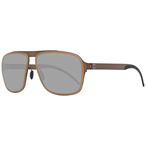Mercedes-Benz Sonnenbrille M1044 Gafas de sol, Marrón (Braun), 60.0 para Hombre